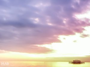 A Brigton Sunset