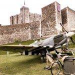 Dover Castle - Spitfire