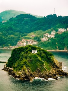 San Sebastian - The Island