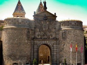Toledo - A Gate