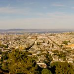 San Francisco City Panorama