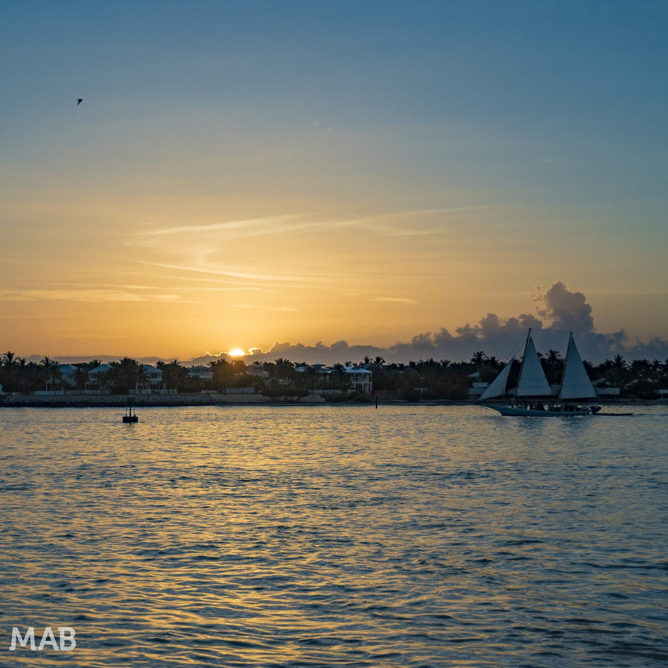 Key West Florida Sunset