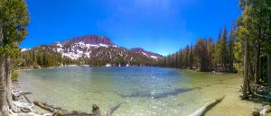 McCloud Lake Mammoth Lakes