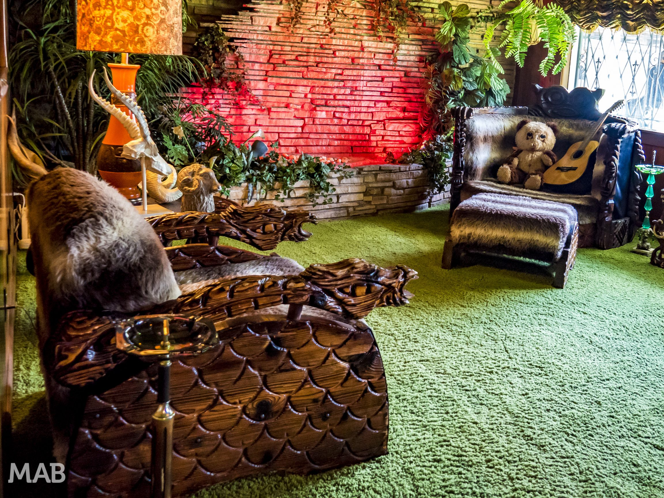 Graceland - Jungle Room