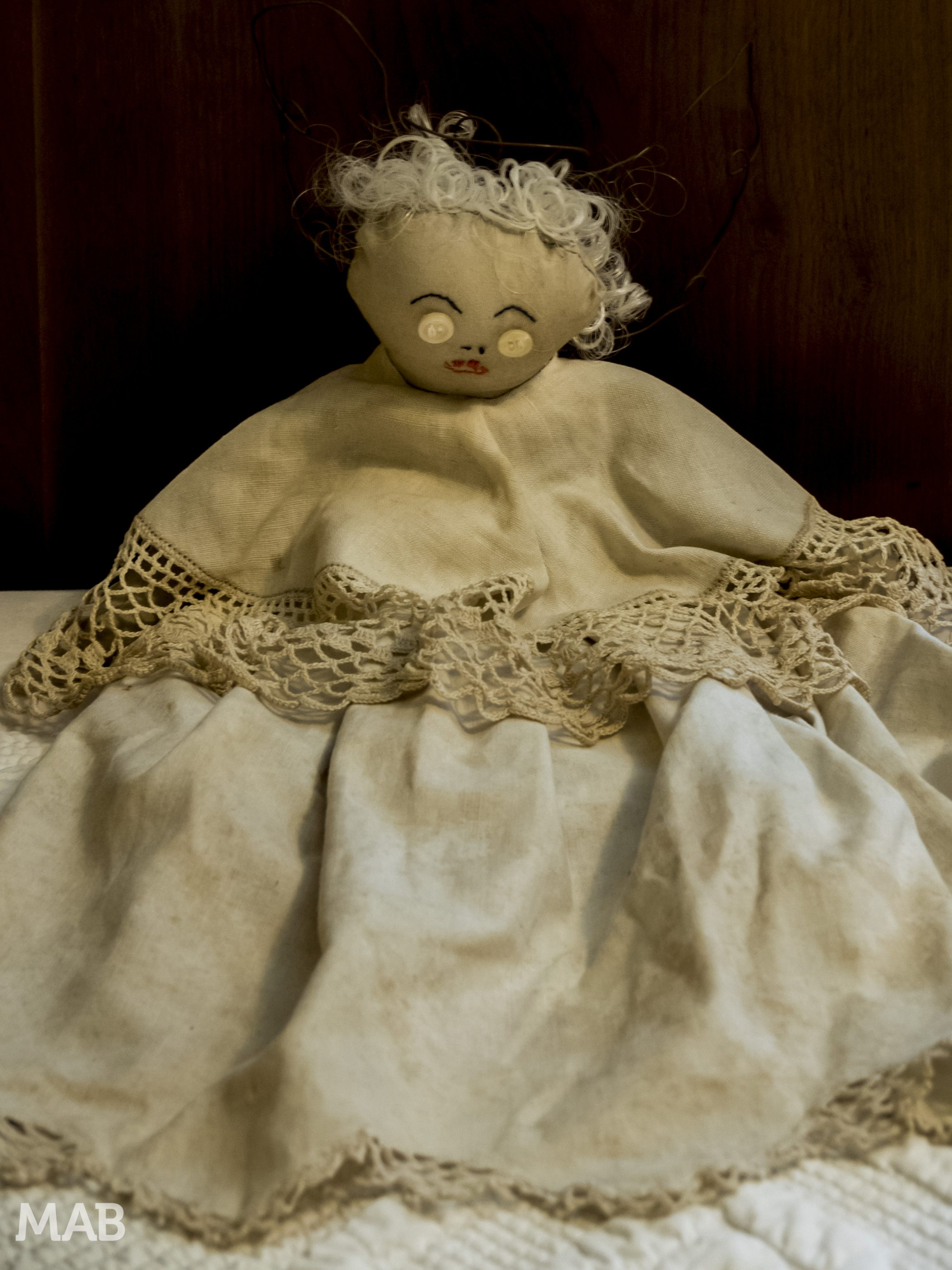 Creepy Old Doll
