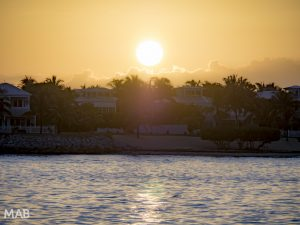 A Key West Sunset