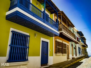 Houses Of Old San Juan