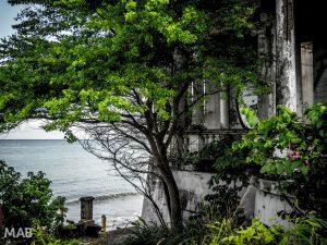 Abandoned Beach Side Properties