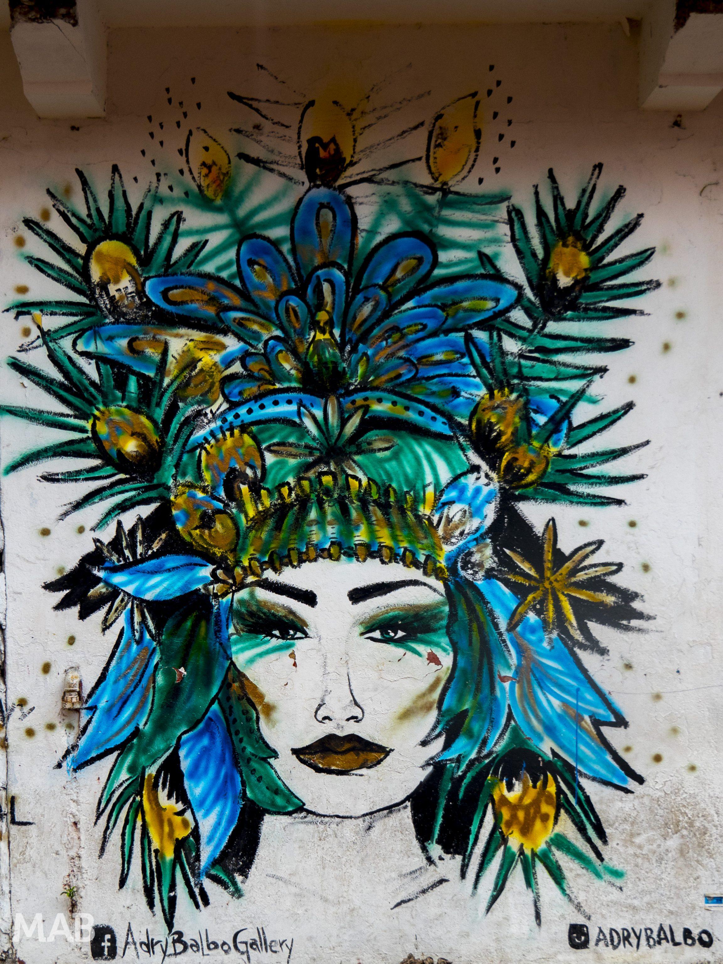 Street Art Panama City 1