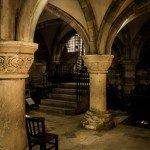 York Minster Catacombs