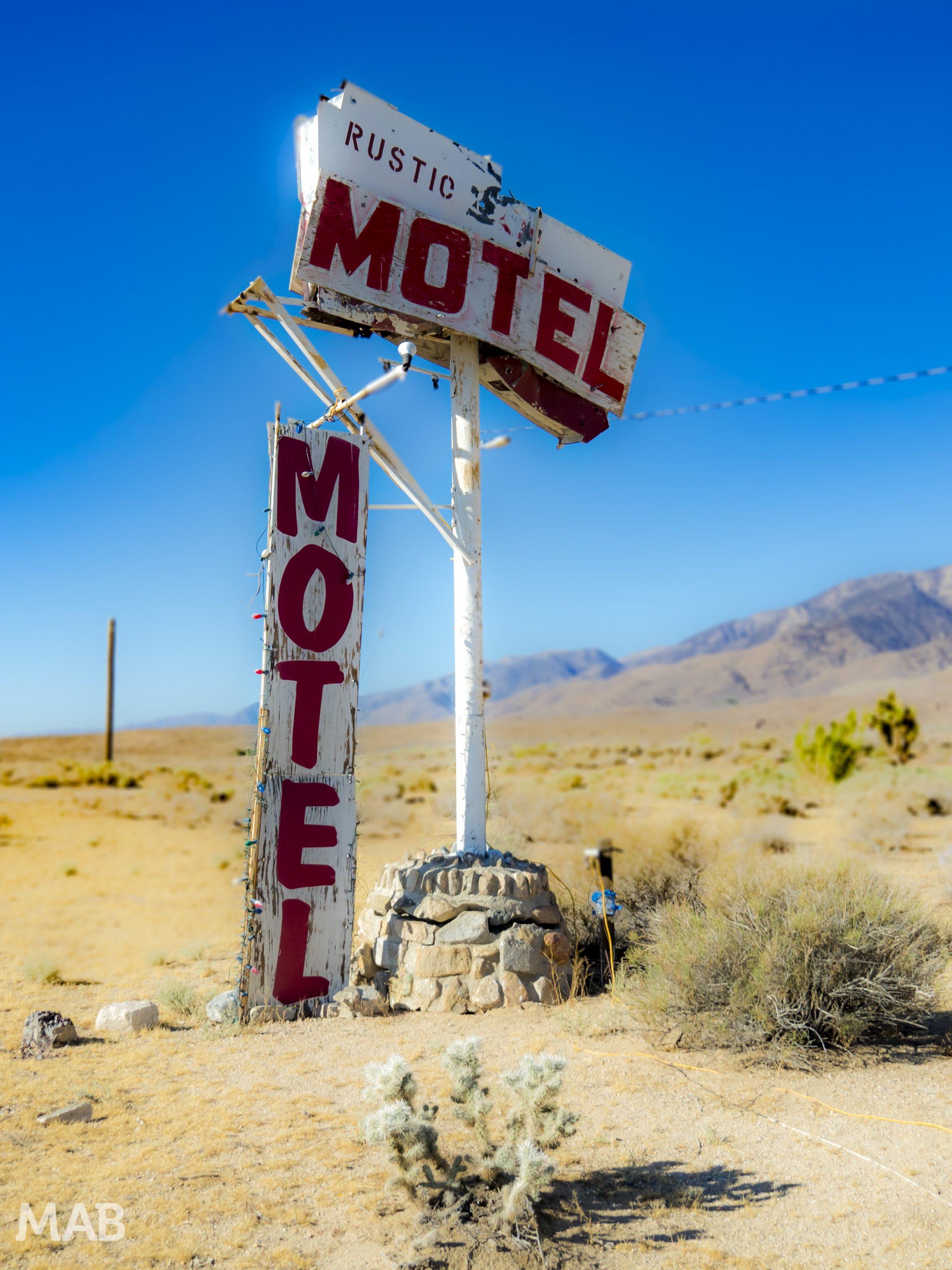 Rustic Motel Olancha