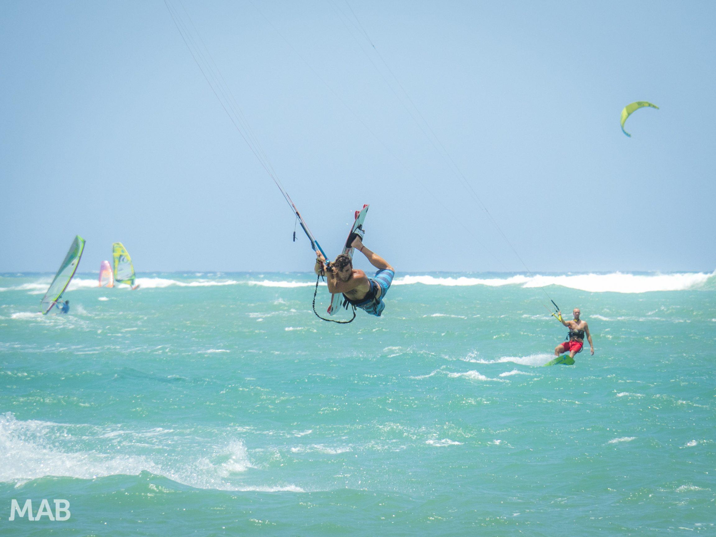 Windsurfer Cabarete
