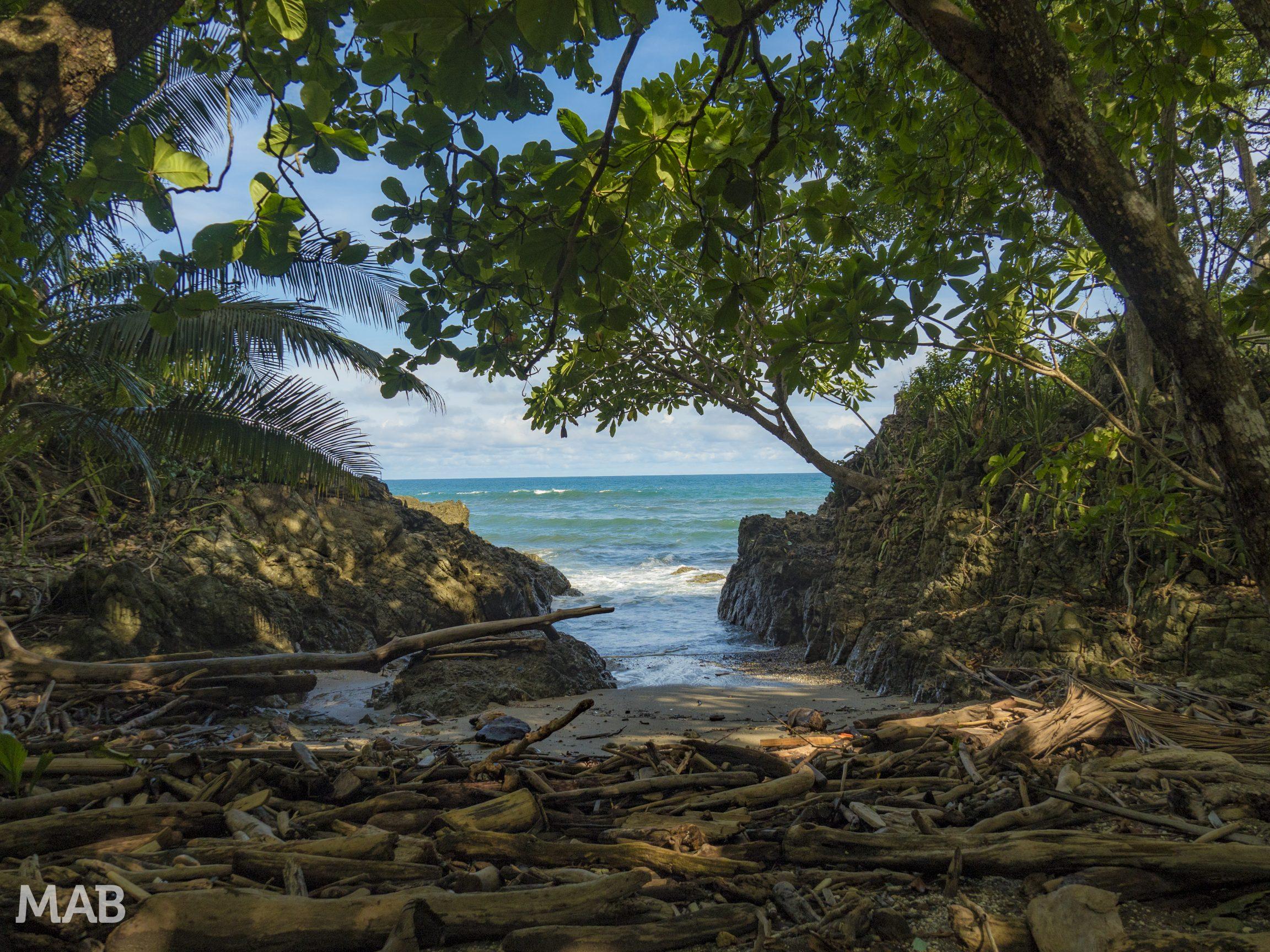 Secret Little Montezuma Beach